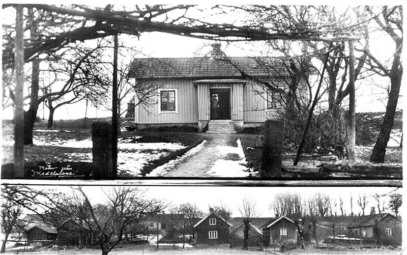 Bild 0186 Gustavsdal med Eskilssons kopparsmedja. foto: Anders Karlsson 1932