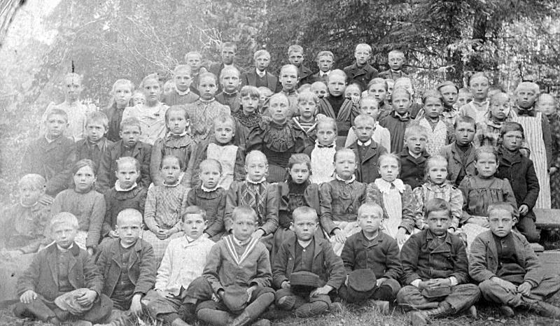 Bild 4372 Possiska Skolan Medelplana