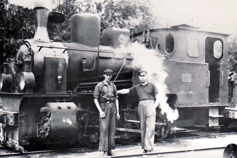 Järnvägsstationen Gössäter