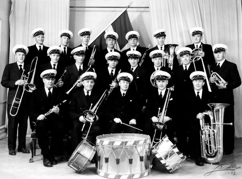 Bild1978 Hällekis Musikkår