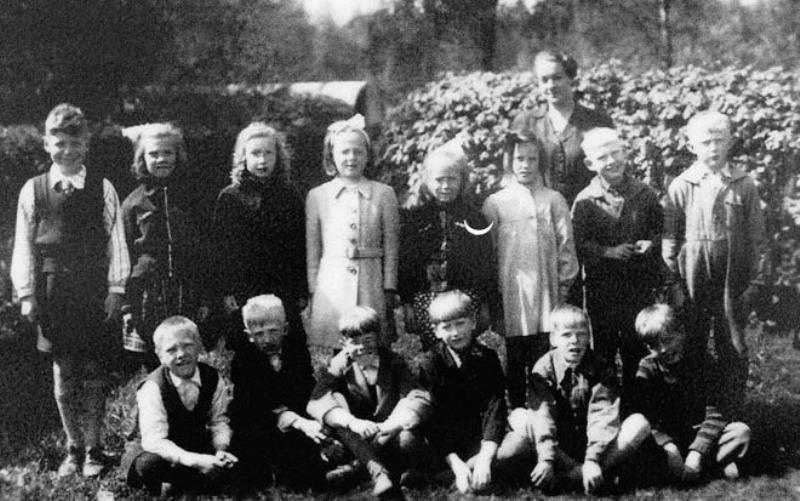 Bild3618 Hönsäters Skola Klass okänd