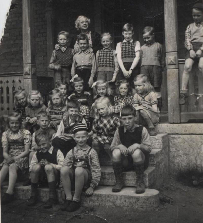 Bild3622 Hönsäters Skola Klass