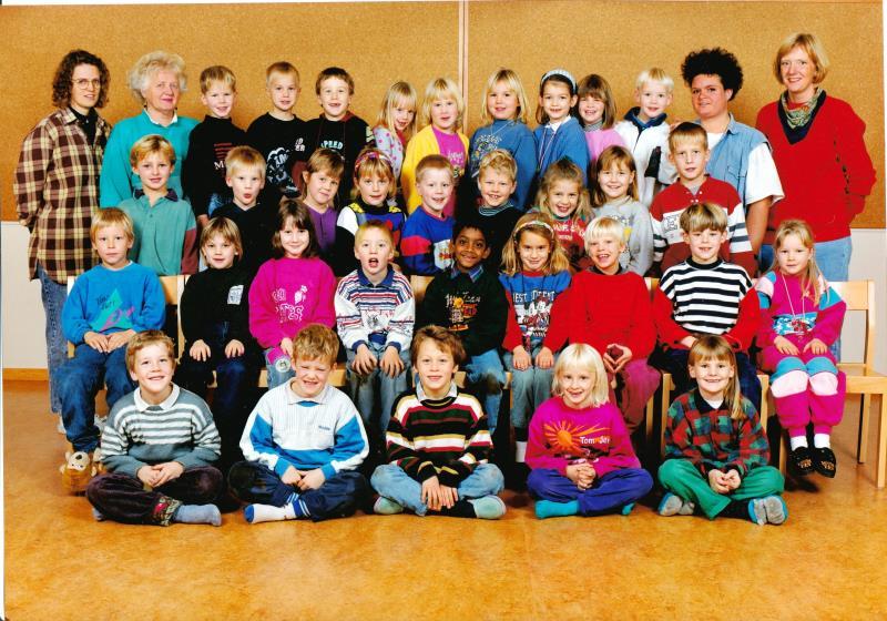 Bild5777 Förskolan Hällekis Skola 1992-93