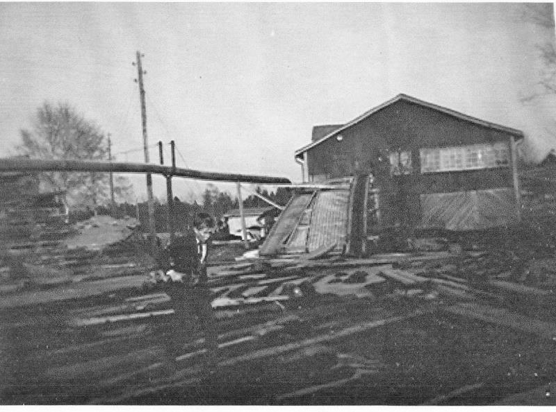Bild1005 Cementfabriken Sjörås Kvarn och Såg