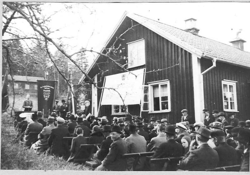 Bild1331 Hällekis Folkets Hus
