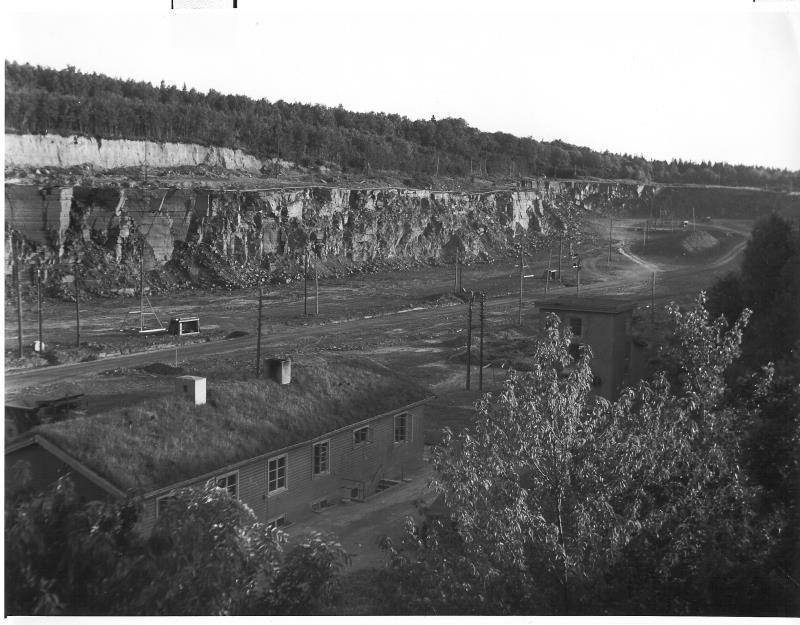 Bild5026 Cementfabriken Hällekis Brottet