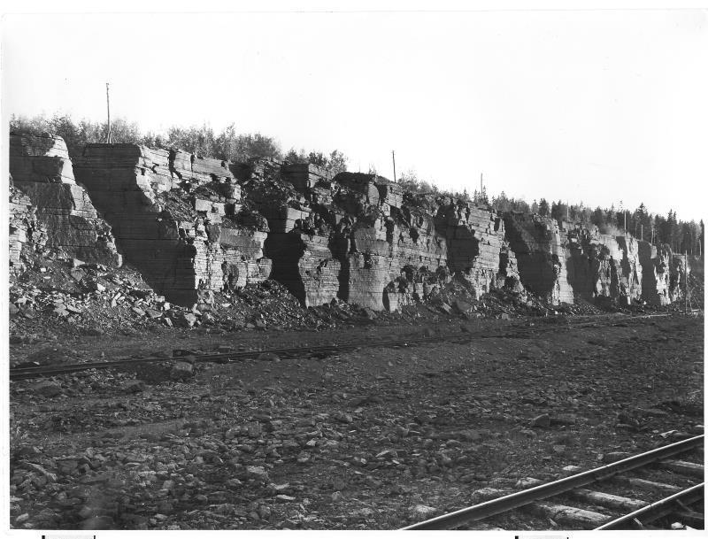 Bild5125 Cementfabriken Hällekis Brottet