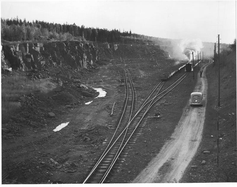 Bild5233 Cementfabriken Hällekis Brottet