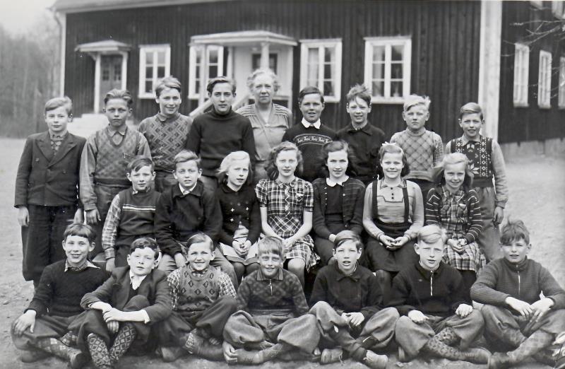 Bild3342 Skolklasser Gössäter