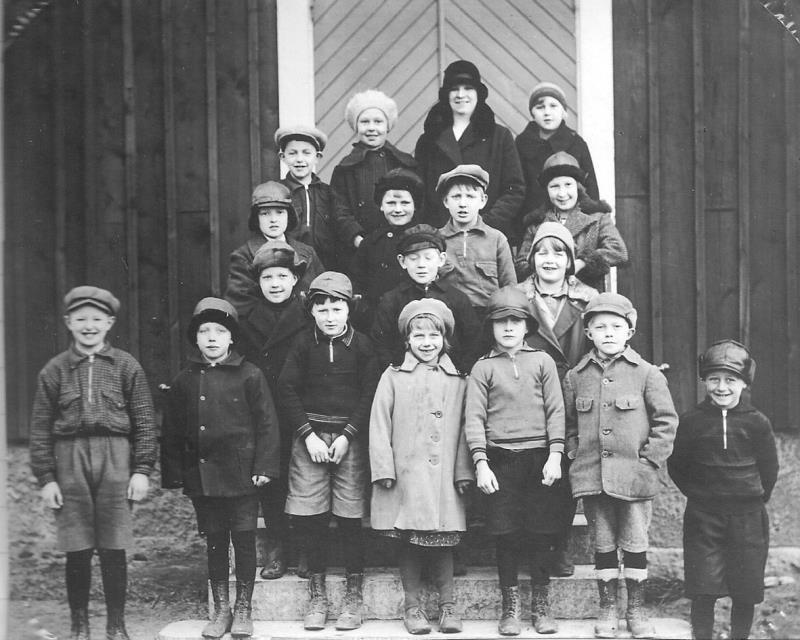 Bild3721 Skolklasser Skagen Skola