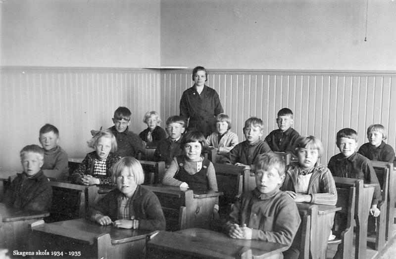 Bild3722 Skolklasser Skagens Skola