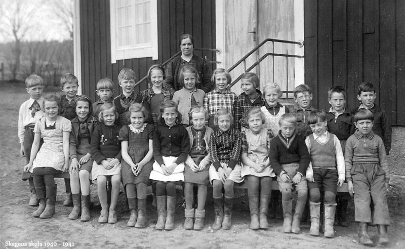 Bild3728 Skolklasser Skagens Skagen