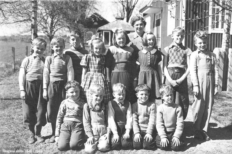 Bild3734 Skolklasser Skagens Skola
