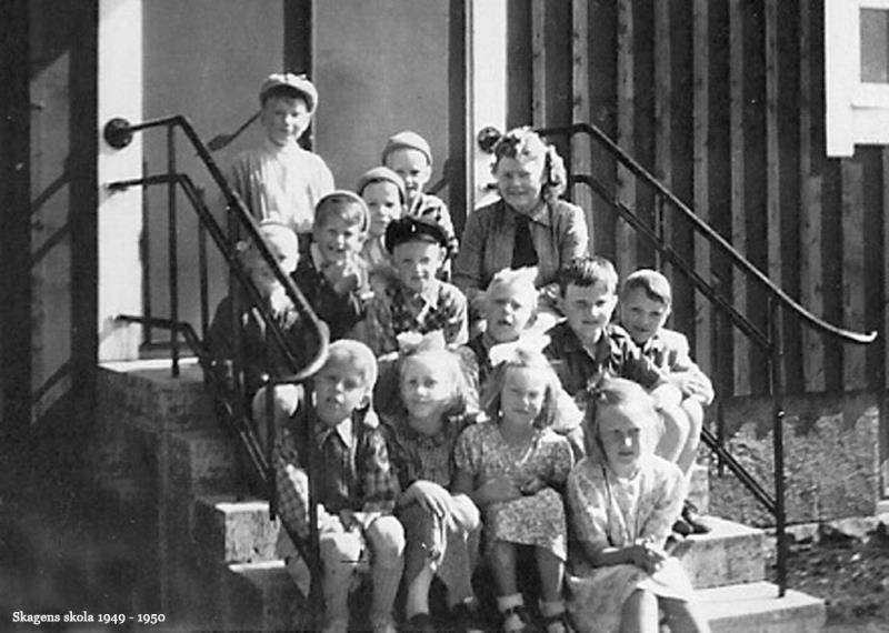 Bild3735 Skolklasser Skagens Skola