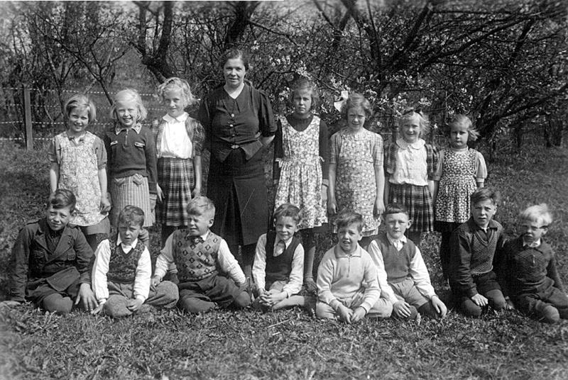 Bild5847 Skolklasser Österplana Skola