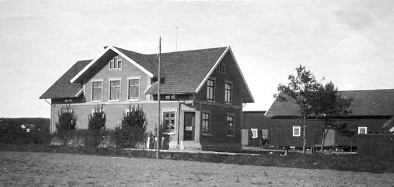Tallbacka Bergrens affär Kestad