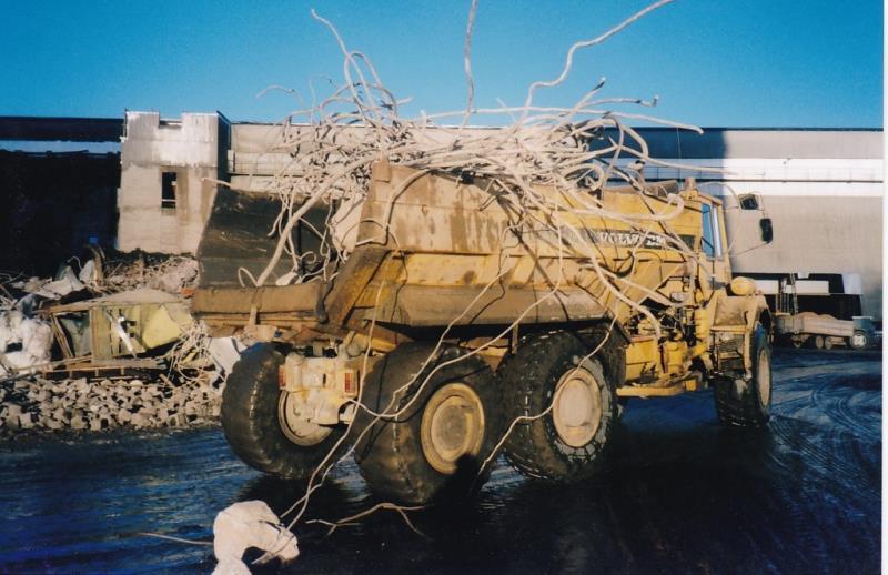 Bild4398 Rivning av Cementfabriken Hällekis