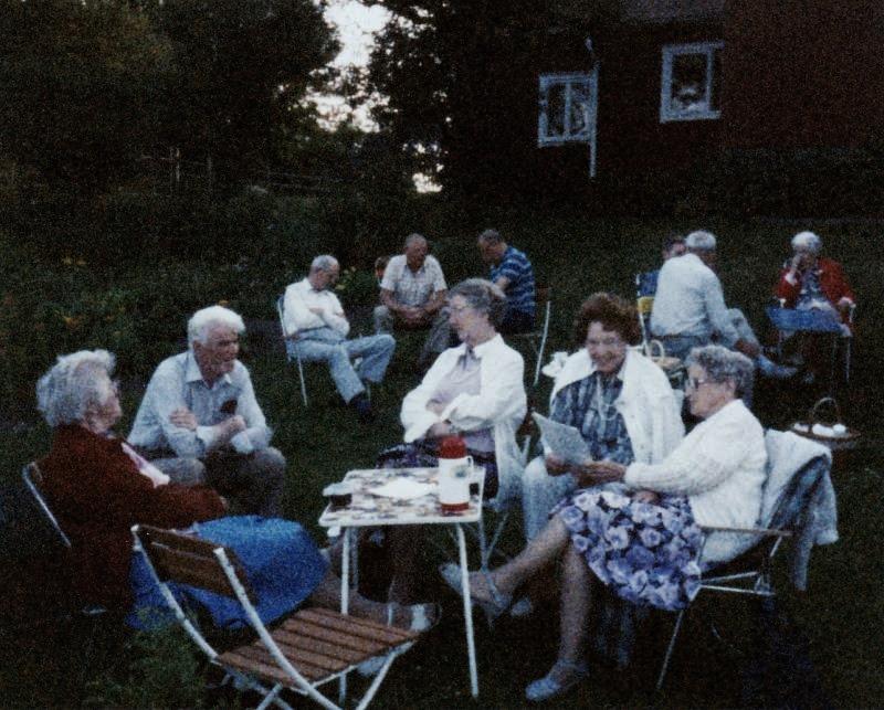 Bild3196 Pensionärer från Hällekis på 1980-talet