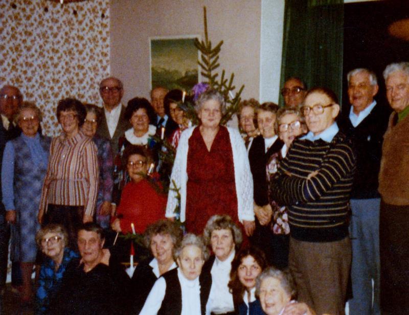 Bild3203 Pensionärer från Hällekis på 1980-talet
