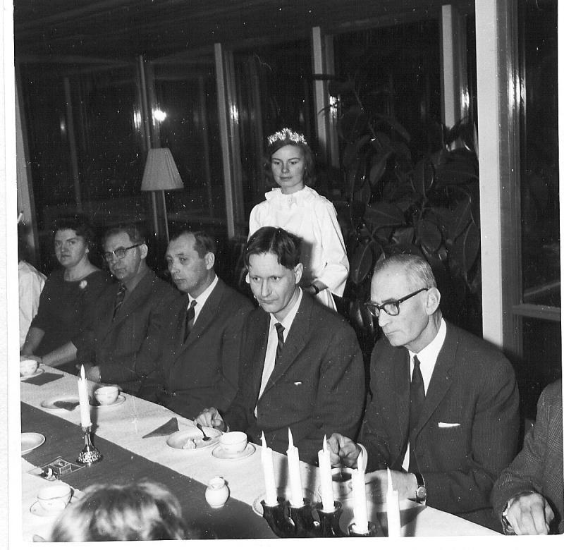 Bild3589 Lucia och kaffekalas på Cementa Hällekis