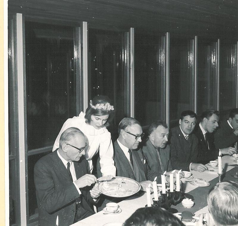 Bild3594 Lucia och kaffekalas på Cementa Hällekis