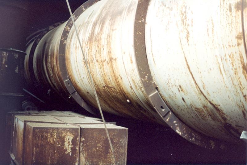 Bild3938 Rivning av Cementfabriken Hällekis