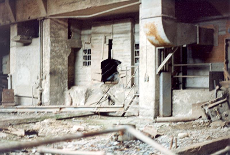 Bild3946 Rivning av Cementfabriken Hällekis