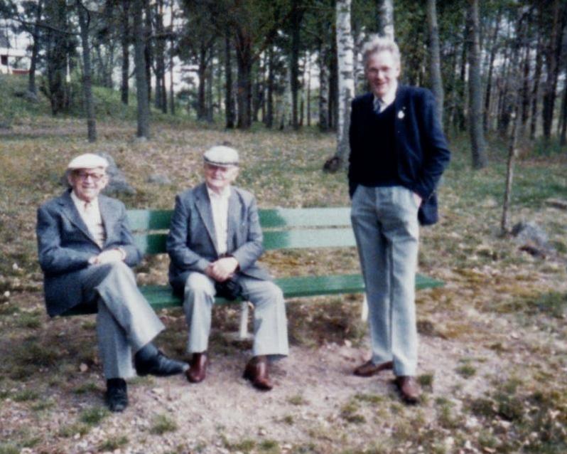 Bild3218 Pensionärer från Hällekis på 1980-talet