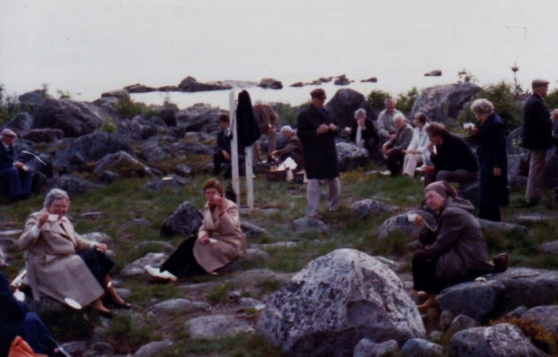 Bild3223 Pensionärer från Hällekis på 1980-talet
