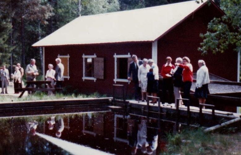 Bild3225 Pensionärer från Hällekis på 1980-talet