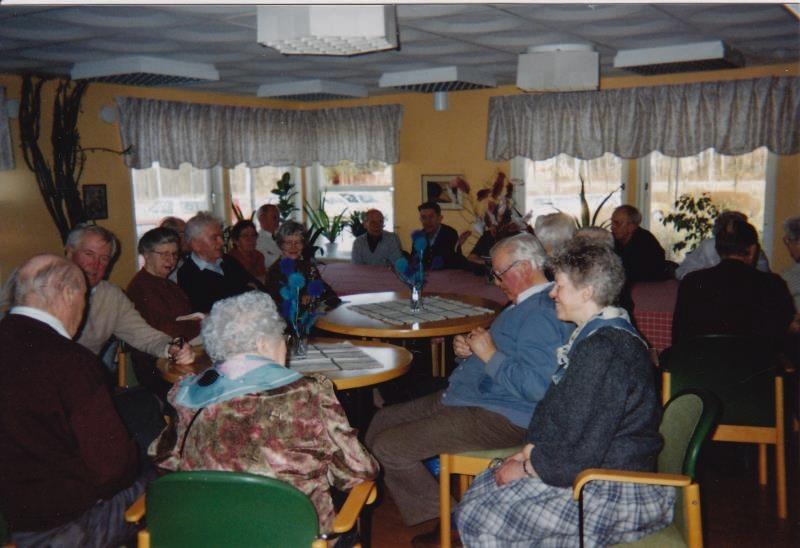 Bild3242 Pensionärer från Hällekis på 1980-talet