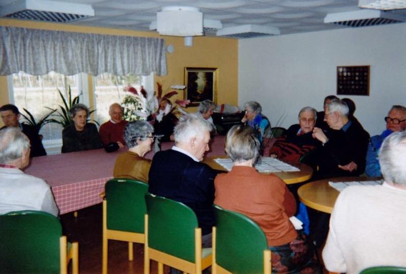 Bild3245 Pensionärer från Hällekis på 1980-talet