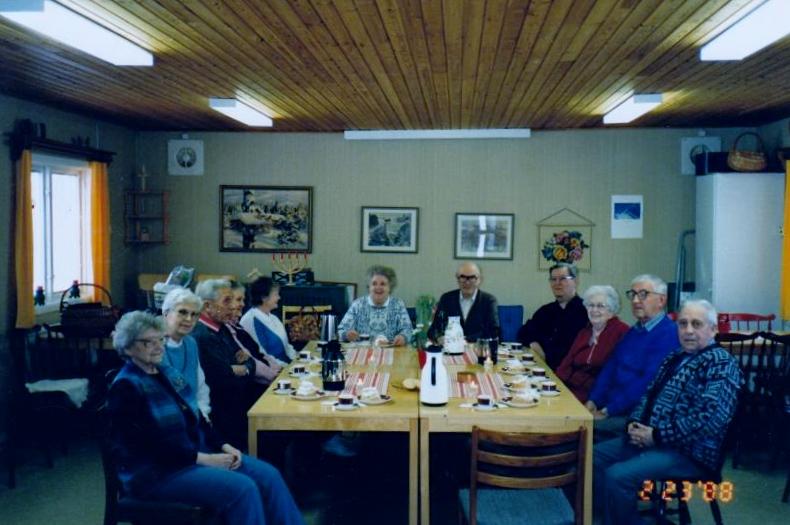 Bild3254 Pensionärer från Hällekis på 1980-talet