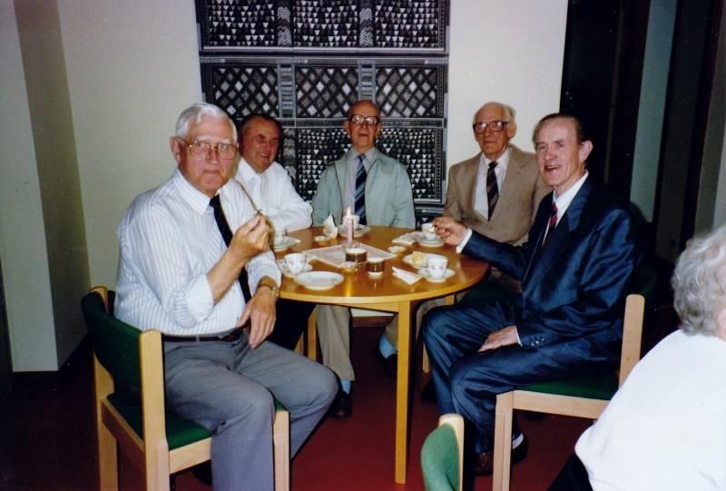 Bild3268 Pensionärer från Hällekis på 1980-talet