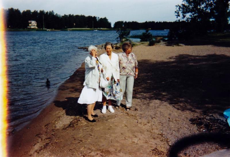 Bild3276 Pensionärer från Hällekis på 1980-talet