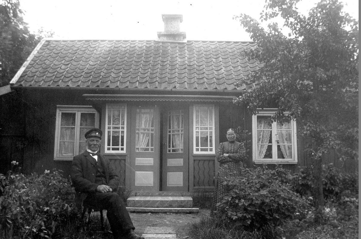 Bilder Västerplana Okända