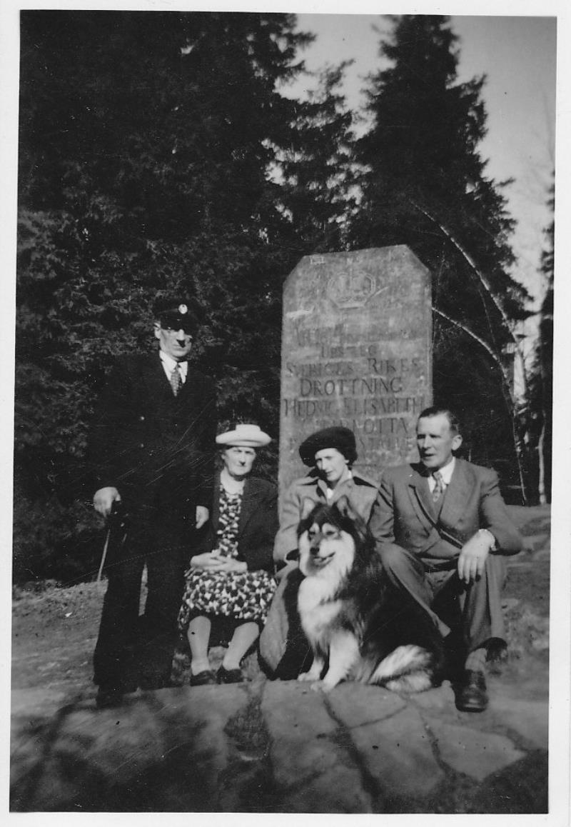 Bild180 Fam.Johansson och Lindkvist