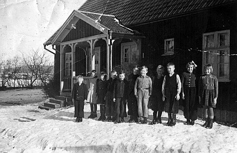 Bild 2790 Annexet - Småskolan Västerplana