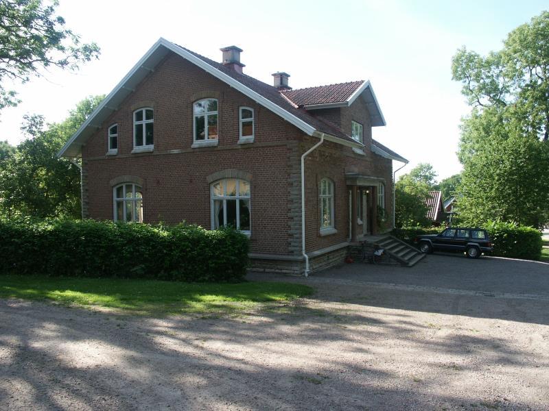 Råbäcks Slott Medelplana, kontoret