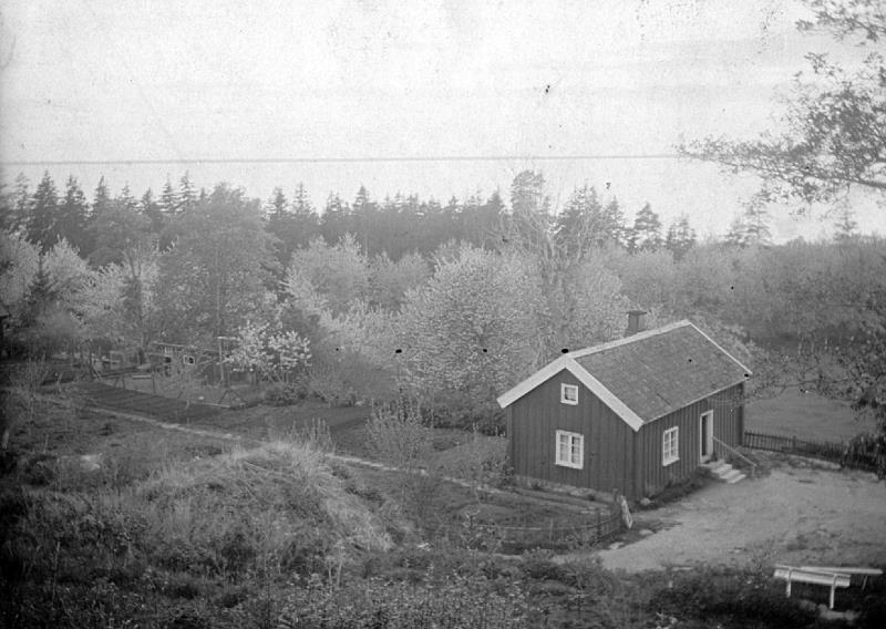 Bild 2933 Sågersta Kvarn Mjölnarbostaden