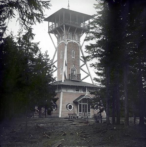 Bild 5259 Utsiktstornet Kinnekulle Medelplana