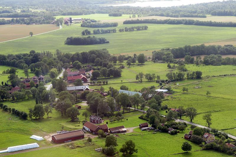 Torlagården Västerplana Kinnekulle foto: Freddie Wendin 2009