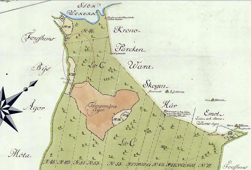 forshem karta Skogen – Kinnekulle Hembygdsförening forshem karta