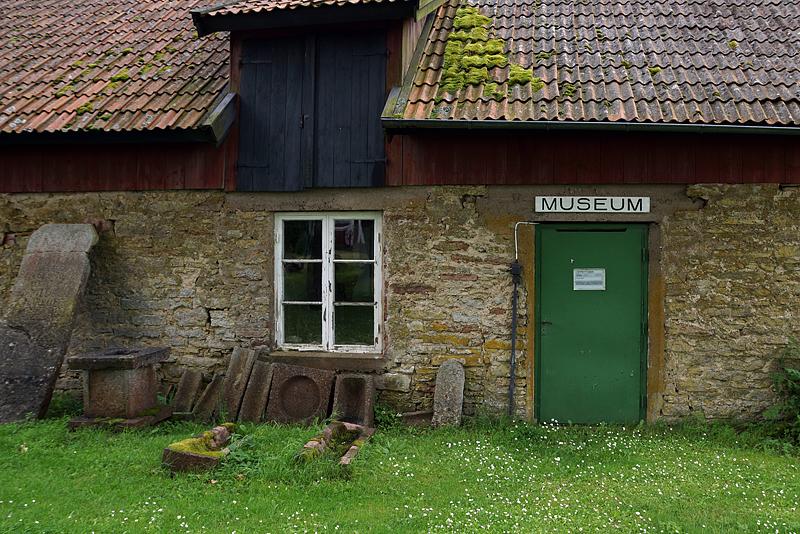 Stenmuseet Hembyggdsföreningen Medelplana, foto: Freddie Wendin 2012