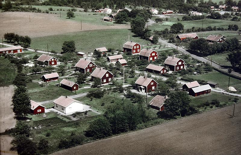Skagen Diverse Bilder äldre flygfoto