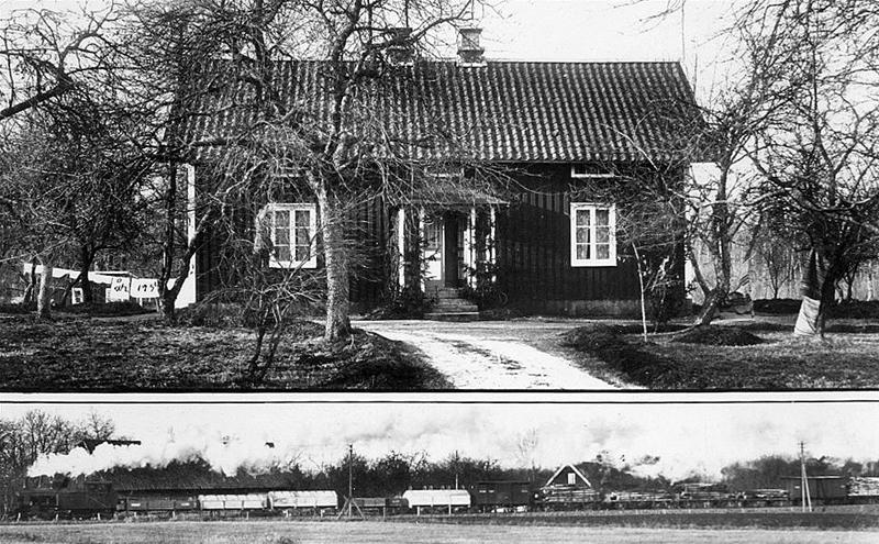 Bild 5805 Motorp Västerplana, foto: Anders Karlsson 1934