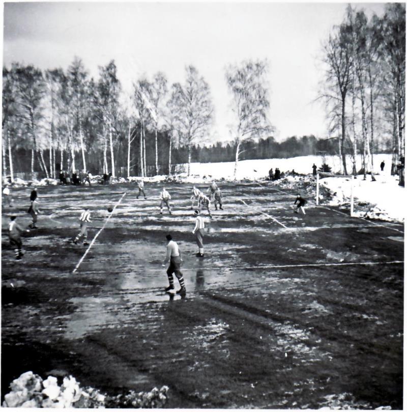 Bild1244 Stalpa gamla fotbollsplanen i Hällekis