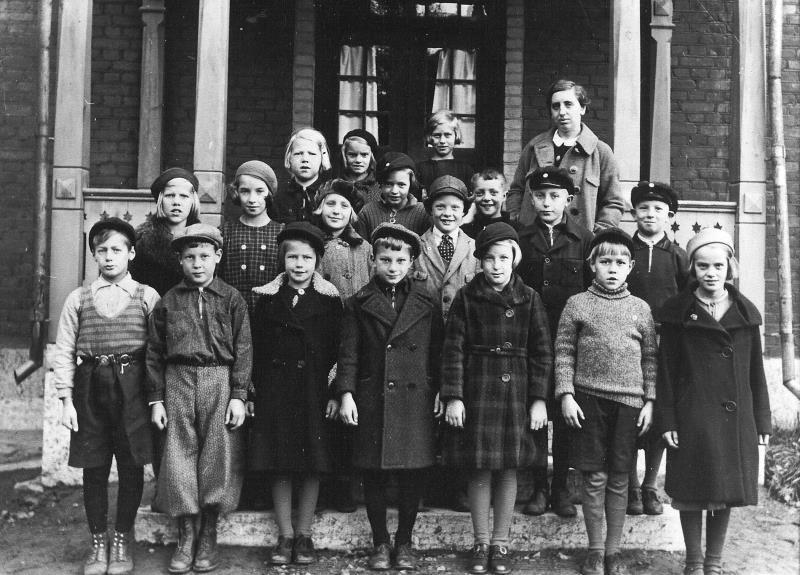 Bild3614 Hönsäters Skola Klass 1933-34