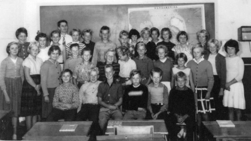 Bild3653 Hönsäter Storskola Klass 7 1959