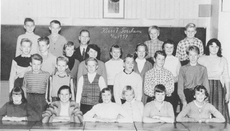 Bild3712 Hönsäter Storskola Klass 7 1957-58